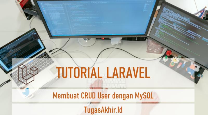 Crud User Laravel 8